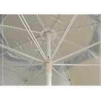 Professional Huge Promotional Printed Umbrellas With Double Steel Wire Ribs