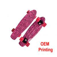 Wholesale High quality truck can be OEM LOGO printing skateboard from china suppliers