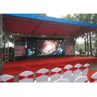 Wholesale 1/8 Scan P3.91 Outdoor Rental LED Display High Definition RGB 3 In 1 Hire Led Screen from china suppliers