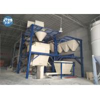 Wholesale Full automatic dry mortar production line for cement sand mixing and packing from china suppliers