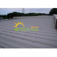 Wholesale Sturdy Structure Ballasted Solar Mounting Systems With 12 Years Warranty from china suppliers