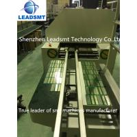 Wholesale Hot air convection lead-free reflow oven with rail and uploading conveyor  sold to Iran from china suppliers