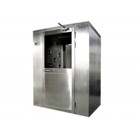 Wholesale CE 99s Showering 25m/S Modular Clean Room For Worker Entrance from china suppliers