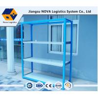 Wholesale Industrial Adjustable Rivet Boltless Shelving Light Duty Scale In Blue Color from china suppliers