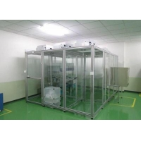 Wholesale Aluminum Profile GMP Clean Booth / Simple Softwall Clean Room For Pharmacy from china suppliers