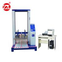 Wholesale Computer Servo Single - screen Packaging Compression Strength Testing Machine from china suppliers