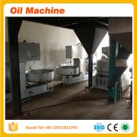 Wholesale Grade one oil 40-60kg/h input sesame oil machine cold press oil machine from china suppliers