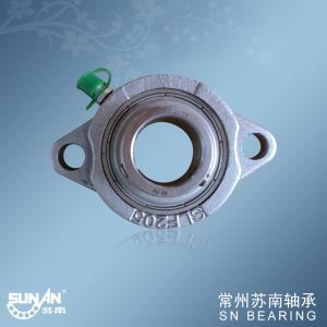 Best Dia 25mm Stainless Steel Bearing Housing SSBLF205 / Hardware Bearings wholesale