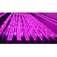 Wholesale 1200mm Hydroponic Led Grow Light Tube For Vertical Farm , Water Resistance from china suppliers