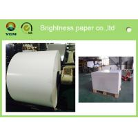 Wholesale Jumbo Roll Blister Board Paper Large White Cardboard Moisture Proof from china suppliers