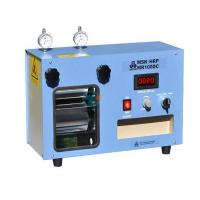 China 4 Width Electric Roller Press with Variable Speed - ( Ar Glovebox compatible) - MSK-HRP-MR100DC on sale