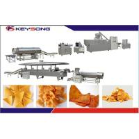 Wholesale Fully Automatic Doritos Making Machine , Tortilla Chip Machine 1.5 Years Warranty from china suppliers