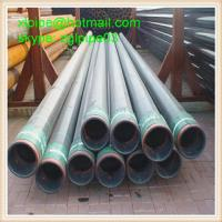 Wholesale steel pipe straighten machine/straigthened seamless steel pipe from china suppliers