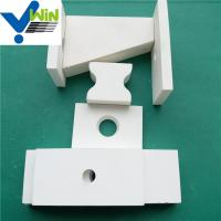Wholesale Wear resistant white alumina ceramic tiles with density 3.6g/cm3 from china suppliers