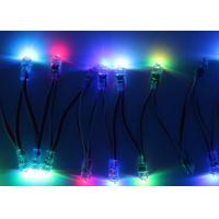 Wholesale RGB Full Color LED Pixel Module Exposed Light Fairy Waterproof DC5V 0.1W 9MM from china suppliers
