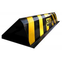 Traffic control system automatic vehicle control hydraulic road blocker with 304 stainless steel blade