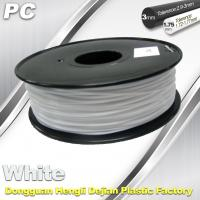 Wholesale PC Filament for Markerbot 1.75mm / 3.0mm Filament 1.3 Kg / Roll from china suppliers