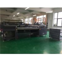 Buy cheap 100% Cotton Blanket Roll To Roll Digital Carpet Printing Machine With Habasit Industrial Belt from wholesalers