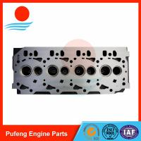 Wholesale cylinder head for Yanmar, good finishing one year warranty 4TNE92 4TNE94 cylinder head for forklift from china suppliers