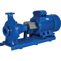 50 - 300 mm Suction Cast Iron Pumping Slurry / Water Supply Pump Single Stage Centrifugal