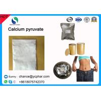 Wholesale Effect fat loss steroids calcium pyruvate for nutrition and dietary supplement CAS 52009-14-0 from china suppliers