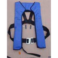 China Solas Life Jacket Inflatable / Life Jackets For Adult on sale