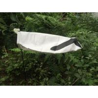 China Direct Sell Quality Tyvek Decoy Goose Snow Goose Decoy Windsock Windsock Wholesale With Fiberglass Stake on sale