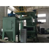 Wholesale H Beam Steel Plate Shot Blasting Machine Profile Through Type Blast Cleaning Equipment from china suppliers