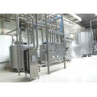 Wholesale High Efficient Yogurt Production Line 1000L 2000L 3000L With Control System from china suppliers