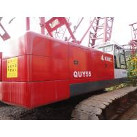 Wholesale QUY-55  FUWA  WHEEL LOADERS  , USED CRANES SELL IN CHEAP from china suppliers
