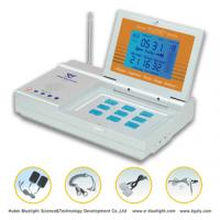 Wholesale Bluelight BL-G electro therapeutic apparatus with LCD for home use and clinics from china suppliers