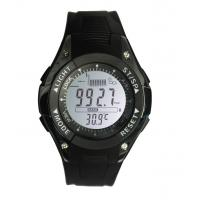 Wholesale Electronic fishing barometer watch with storm alarm 30m waterproof FX702 from china suppliers