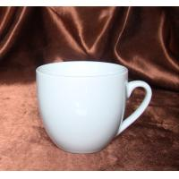 China superwhite fine quality   porcelain coupe shape coffee cup/220ml/tea set /cup with saucer for sale