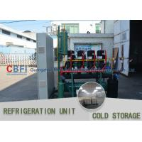 Fish Cooling Freezer Cold Room -25 Degree 150MM PU Insulation Panel for sale