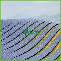 Wholesale Blue 8000800W 127V - 415V Large Scale Photovoltaic Power Plants 50Hz / 60Hz from china suppliers