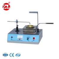 Wholesale ISO2592 Manual Cleveland Open Cup Flash Point Test Equipment 400W Heating Power from china suppliers
