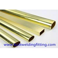 Buy cheap ASME SB466 Copper Nickel 90/10 Seamless Tube / Distiller Pipe 6 - 12m Length from wholesalers