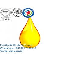 China Sell Top Quality Pharmaceutical Raw Materials Carvacrol Yellow Liquid  CAS:499-75-2 on sale