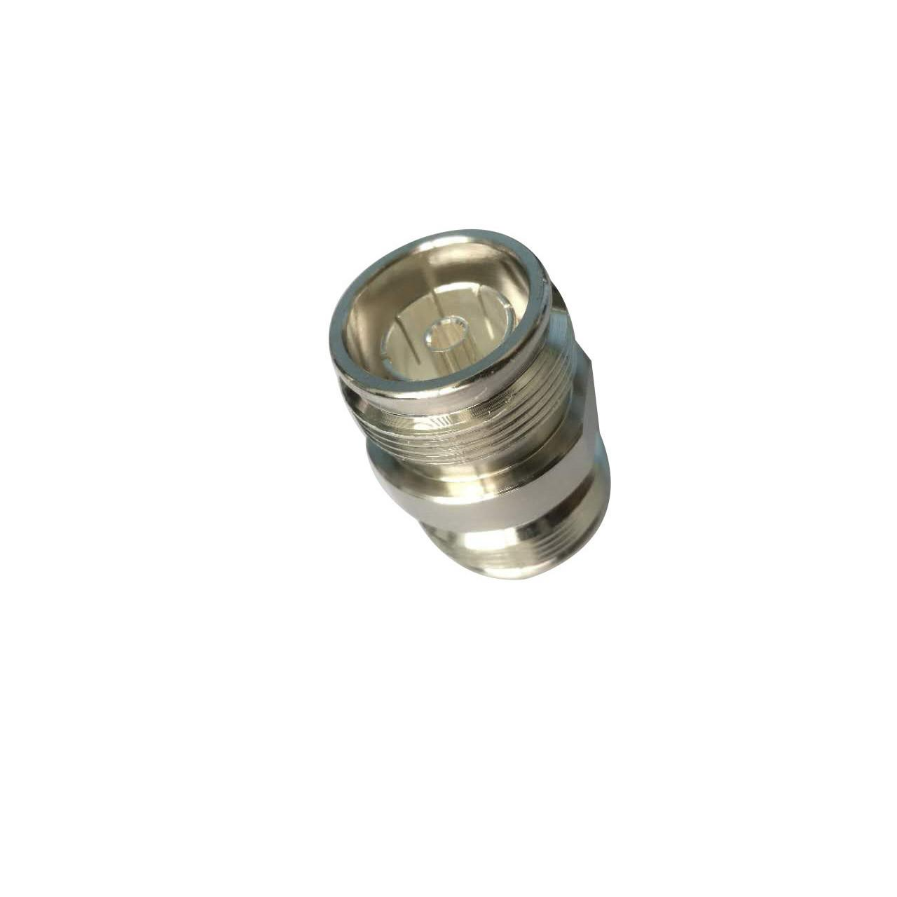 Wholesale Mini Din 4.3-10 Female Female Coaxial Connector / Small Coax Connectors from china suppliers