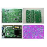 Wholesale Custom Phone Application Circuit Electronic Circuits PCB Immersion Silver from china suppliers