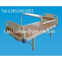 Best Clinic ABS Single Crank Manual Medical Bed  with Dinning Table wholesale