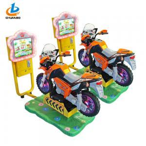 Indoor Motorcycle Racing Arcade Machine Coins Operated 760 × 1150 × 910