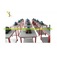 Vocational Training Equipment Electrical Lab Equipment Movable Cabinet