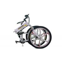 Wholesale Aluminum Alloy Foldable Electric Road Bike With 36V 10.4Ah Lithium Battery from china suppliers