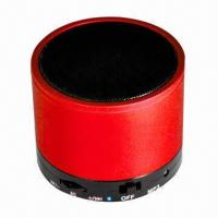Wholesale Bluetooth Speaker with 3W Rated Power from china suppliers