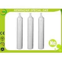 Neon Fluorescent Light Neon Gases Ne With DOT 10L - 50L Cylinders