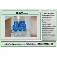 China Bodybuilding Health Raw Human Growth Peptides TB 500 / Thymosin Beta  CAS 77591-33-4 on sale