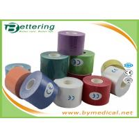 Buy cheap Sports Therapeutic Tape , Sports Medicine Kinesiology Tape For Shoulder Pain from wholesalers