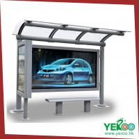 Wholesale Hot sales billboard outdoor advertising bus shelter in Guangzhou from china suppliers