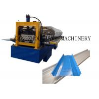 China 300-500mm Width Metal Roof Panel Roll Forming Machine Standing Seam Machine for sale